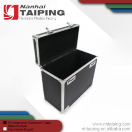 Aluminum 70 cd storage case